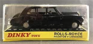 Dinky Toys No. 152 Rolls-Roycs Phantom V Limousine