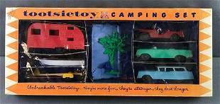 TootsieToy Camping Set