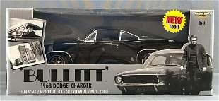 Ertl 1968 Dodge Charger Bullitt die-cast vehicle