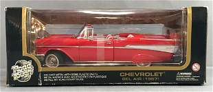 Rough Tough 1957 Chevrolet Bel Air die-cast vehicle