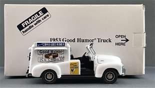 Danbury Mint die-cast 1952 Good Humor Truck in original