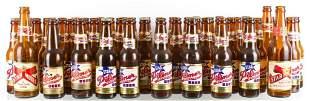 Group of 40 Plus Vintage Star Model Beer Advertising