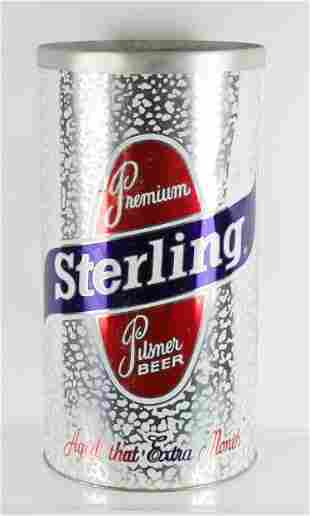 Vintage Sterling Pilsner Beer Advertising Ash Tray