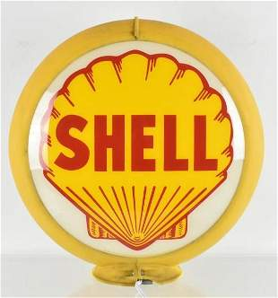 Shell Gas Double Sided Pump Globe