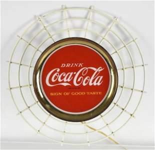 Vintage Coca Cola Light Up Advertising Sign