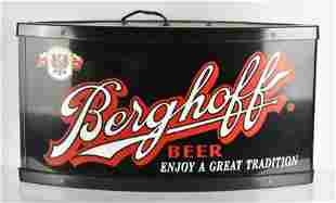 Berghoff Light Up Advertising Beer Sign