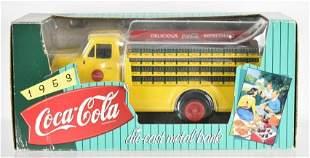 ERTL Coca Cola Advertising Die Cast Delivery Truck