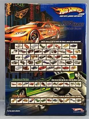 Hot Wheels 2009 series factory sealed die-cast vehicles