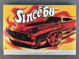 Hot Wheels Collector Top 40 die-cast vehicles