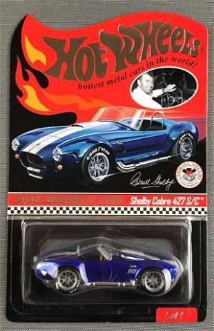 Hot Wheels Special Commemorative Edition Shelby Cobra