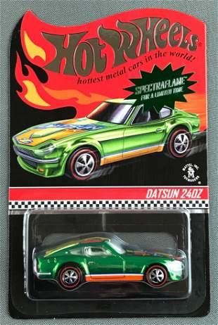Hot Wheels Spectraflame Datsun 240Z