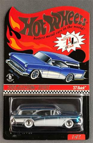 Hot Wheels Red Line Club 2010 sELECTIONs series 57