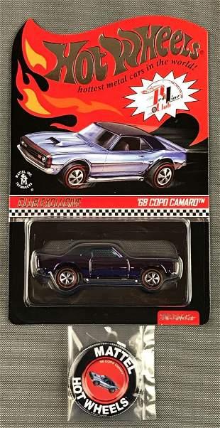 Hot Wheels Red Line Club Exclusive 68 Copo Camaro