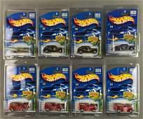 Group of 6 Hot Wheels 2002 Treasure Hunt Series