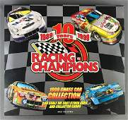 Racing Champions NASCAR 1999 Chase Car Collection