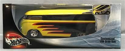 Hot Wheels Customized VW Drag Bus