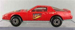 Rare Matchbox Maaco Pontiac Firebird SE die-cast