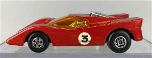 Matchbox Superfast No. 7 Hairy Hustler die-cast vehicle