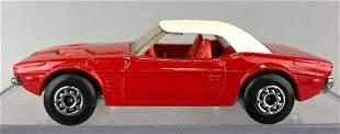 Rare Matchbox No. 1 Dodge Challenger die-cast vehicle