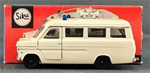 Siku Police Ford Transit Kombi No. V 324 Vehicle