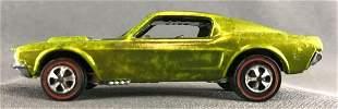Hot Wheels Redline Custom Mustang die-cast vehicle