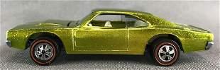 Hot Wheels Redline Custom Dodge Charger die-cast