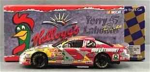Action Kelloggs Iron Man Terry Labonte die-cast vehicle