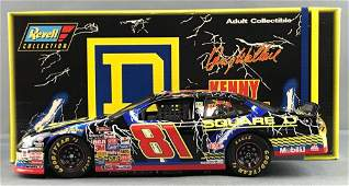 Revell Rusty Wallace die-cast vehicle