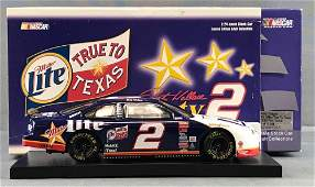 Action Rusty Wallace Miller Lite die-cast vehicle
