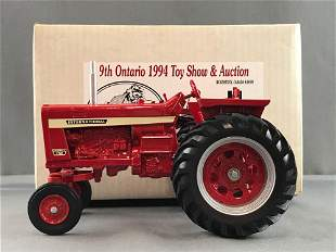 Scale Models International 756 die-cast tractor