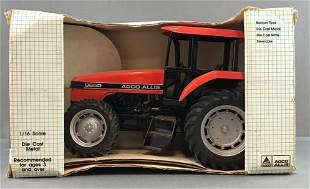 Scale Models Agco Allis 9650 die-cast tractor