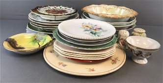 Group of 26 pieces assorted decorative/collector