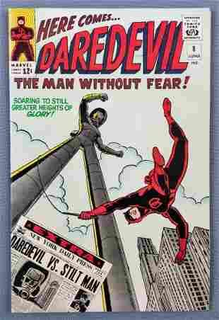 Marvel Comics Daredevil No. 8 comic book