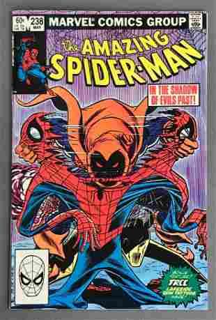 Marvel Comics The Amazing Spider-Man No. 238 Comic Book