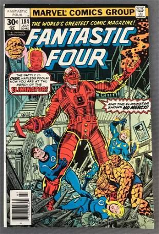 Marvel Comics Fantastic Four No. 184 Comic Book