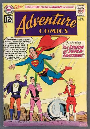 DC Comics Adventure Comics No. 293 Comic Book