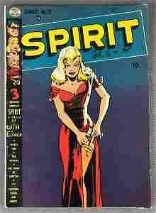 Quality Comics Spirit No. 22 comic book