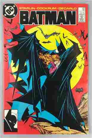 DC Comics Batman no. 423 comic book
