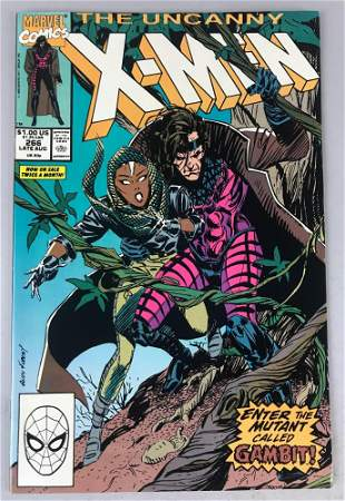 Marvel Comics The Uncanny X-Men No. 266 Comic Book