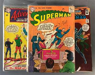 Group of 26 assorted DC Comics Superman Comic Books