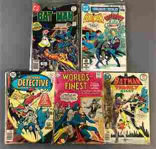 Group of 20 assorted DC Comics Batman Comic Books