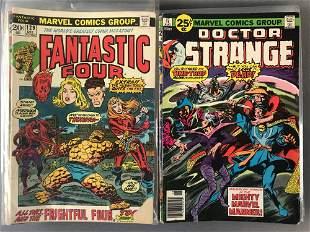 Group of 24 assorted Marvel Comics Comic Books