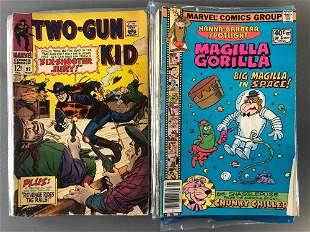 Group of 31 assorted Marvel Comics Comic Books