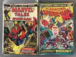 Group of 22 assorted Marvel Comics Comic Books