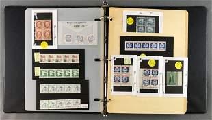 Binder of Stamps