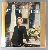 Hillary Rodham Clinton Signed First Edition Simon &