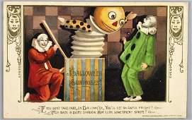Postcard - Halloween John Winsch