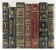 Group of 7 US Presidents Easton Press Books