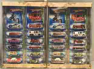 Hot Wheels 2009 Treasure Hunt Box Set