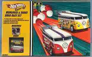 Hot Wheels Classics Mongoose and Snake Drag Race Set